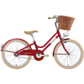"Creme Mini Molly 20"" Childrens Bike red"
